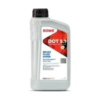ROWE Hightec Brake Fluid Super DOT 5.1, 1л 25104-0010