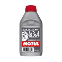 MOTUL DOT 3,4 Brake Fluid, 500гр 102718